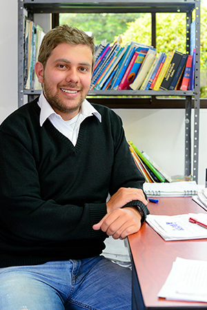 David Alzate Flórez - Tutor