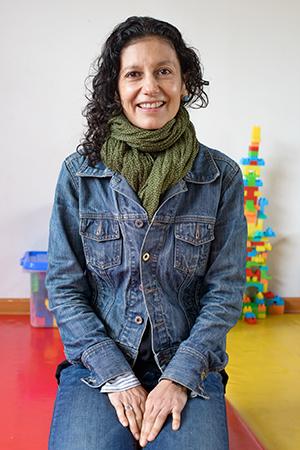Ester Gómez Alzate - Tutora