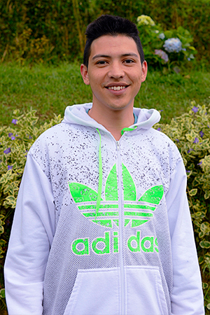 Jhonny Alejandro Ocampo Franco - Auxiliar