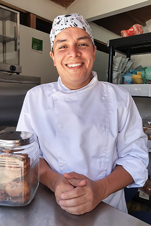 Jorge Andrés Gutiérrez López - Chef