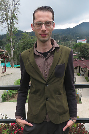 Juan Guillermo Cadavid Ramírez - Tutor
