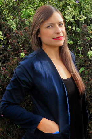 Luz Patricia Taborda Pescador - Auxiliar operativa
