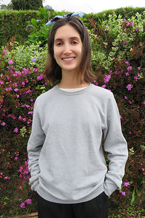 Mariana Pineda Toro - Tutora de Inglés primaria