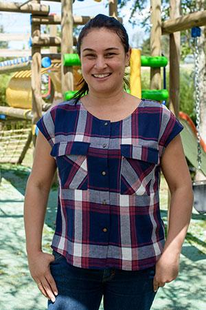 Marianella Barrantes Pulgarín - Coordinadora primaria y preescolar