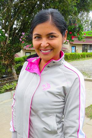 Patricia Espinosa Posso - Tutora