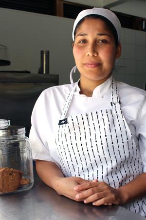 Vianis Torres Castro - Auxiliar de cocina