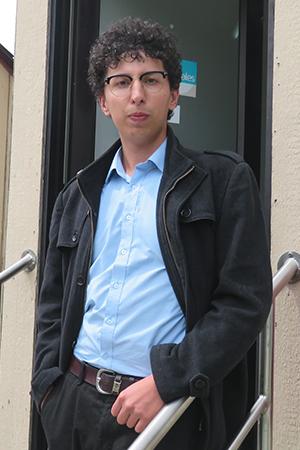 Alejandro García Motato - Tutor de Ciencias Experimentales