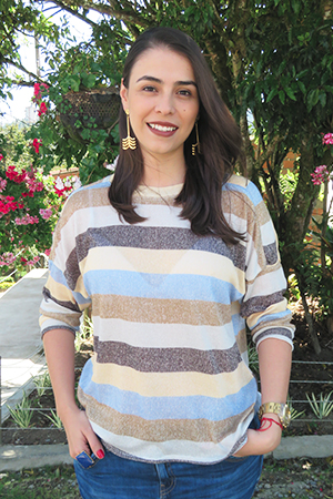 Juliana Correa Carmona - Coordinadora de convivencia
