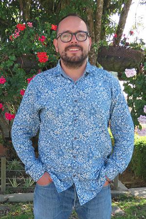 Sergio Leonardo Alzate Hoyos - Tutor