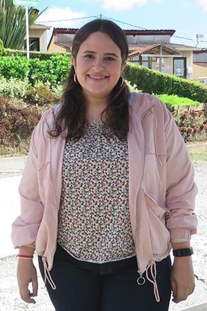 Laura González Suárez - Tutora