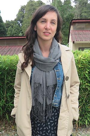 Tatiana Correa Madrid - Tutora de Inglés primaria