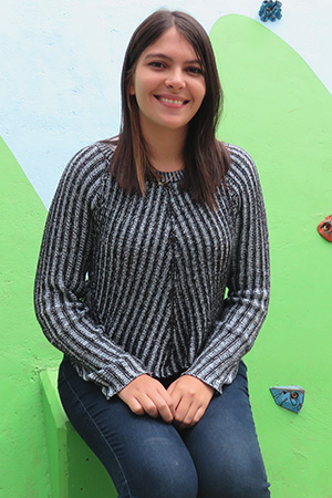 Vanessa Pérez Duque - Tutora