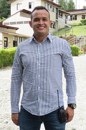 Jairo Andrés González Guzmán - Coordinador de proyectos