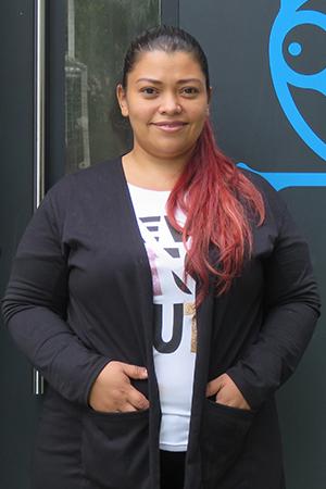 Marcela Muñoz García - Auxiliar
