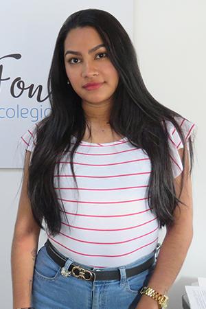Maria Alejandra Rivas Dávila - Examinadero