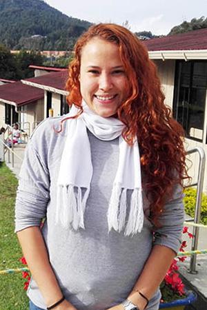Daniela España Aguirre - Jefe de análisis